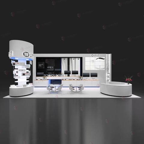 海外展会-小甑科技