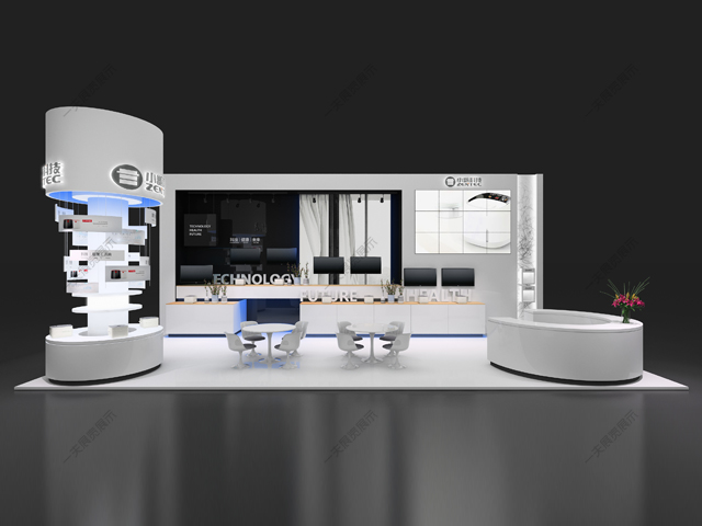 ZENTEC小甑科技-海外展台