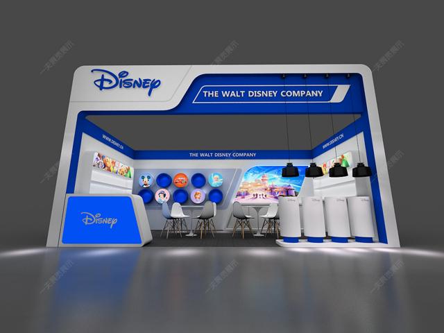 Disney迪士尼-海外展台