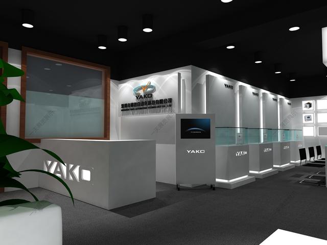 研控科技-展厅