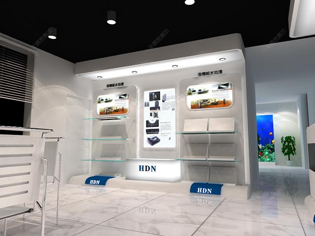 海德能净水设备-品牌体验店